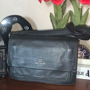 Kate Spade New York Crossbody shoulder black bag